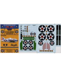 32-011 Brewster F2A-1/2 Buffalo