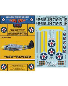 48-006-A USN TBD-1 Devastator Complete Package Revised