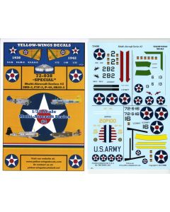 """72-038 """"SPECIAL"""" Multi-Aircraft Series #2,"""