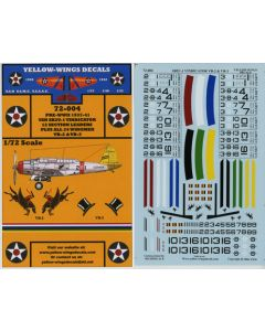 72-004 SB2U-1 Vindicator Section Leaders VB-2 & VB-3